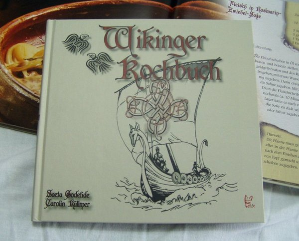 Wikinger-Kochbuch - A Viking cookbook (german)